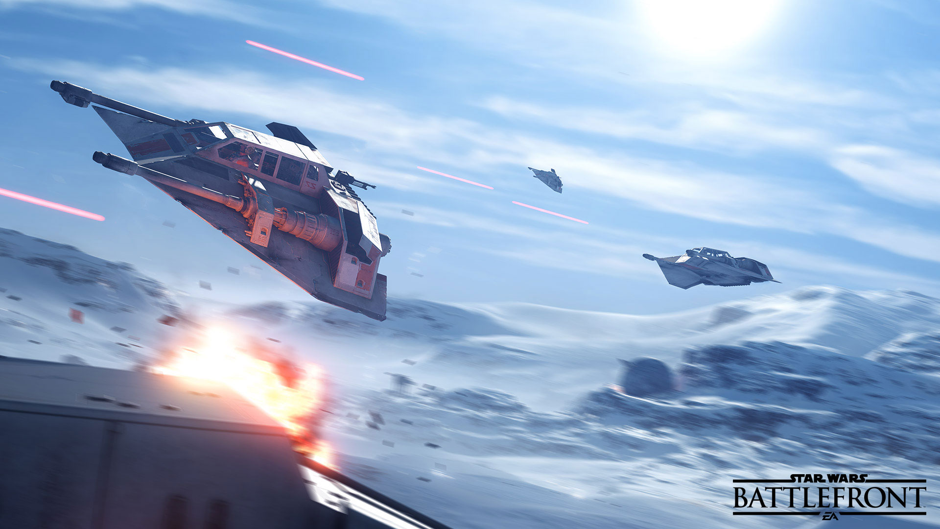 Star Wars Battlefront hype!