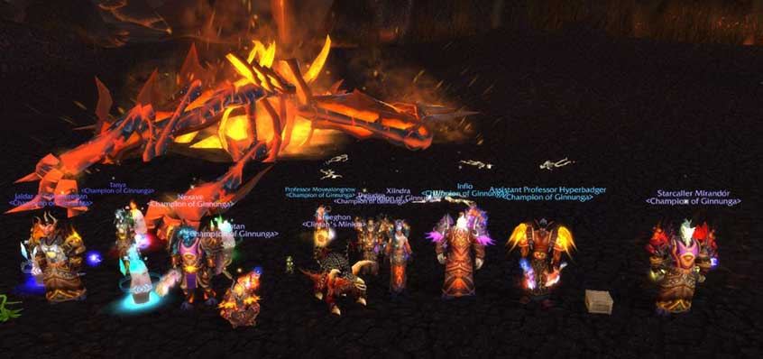 Alysrazor Heroic Killed
