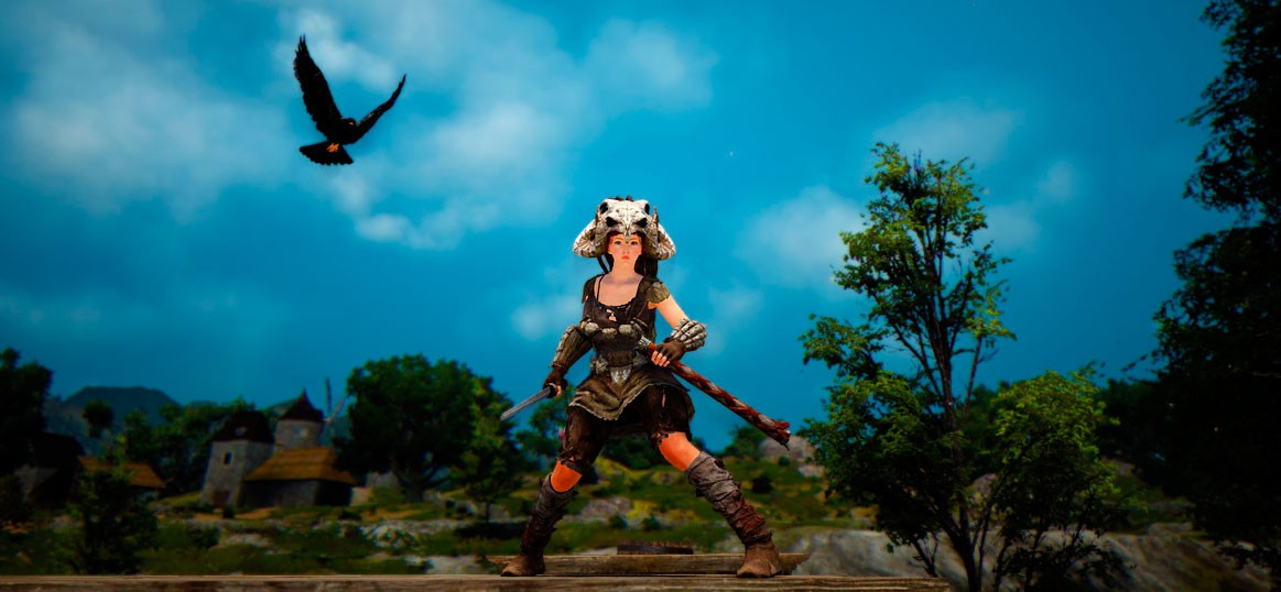 Gromky - Full boss armour! - Black Desert Online - Ginnunga